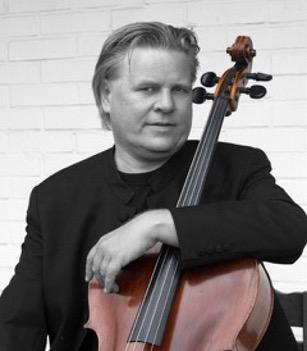 John Ehde, cello
